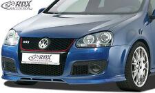 RDX Frontspoiler VW Golf 5 GTI GTD GT Front Spoiler Lippe Vorne Ansatz PUR ABS