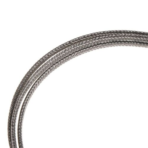 environ 1.01 m Capteur de température 1 M K Type Thermocouple Probe 5 mm x 50 mm 2 Fil Filetage M8 3.3 ft