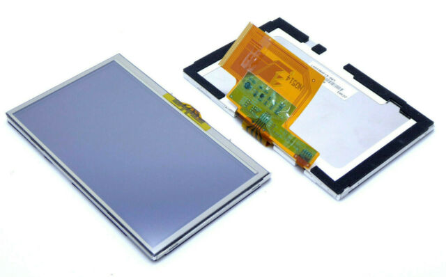 """TomTom XL IQ 4.5/"""" LCD Touch Screen Assembly LMS430HF19-003"""