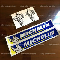 Michelin Tire Decal Kit For Motorcycles And Cars
