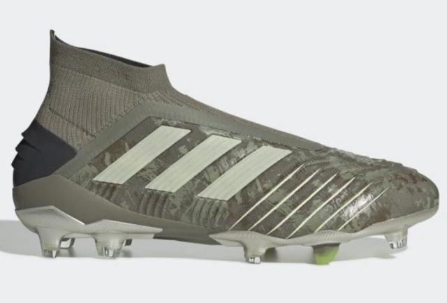 EF8204 adidas Predator 19+ FG Men's Soccer Cleats Football Shoes