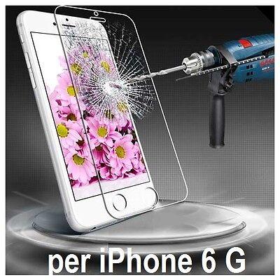 Tempered Glass,vetro temperato per iPhone 6 G proteggi scermo screen protector