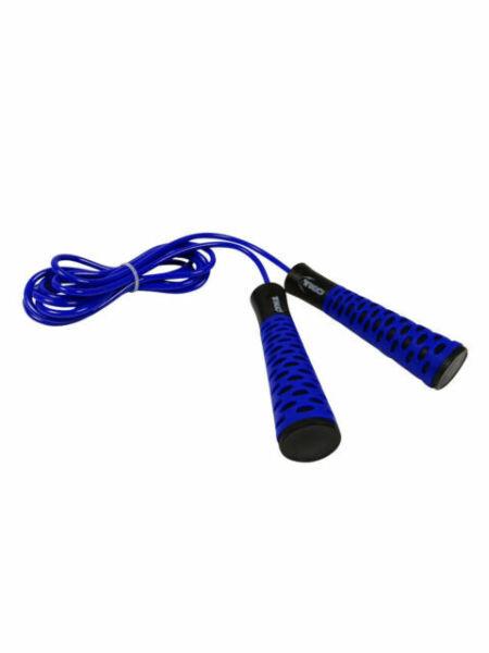 Blue /& Gray TKO Non-Slip Soft Grip 9 FT Jump Rope Unisex Color:
