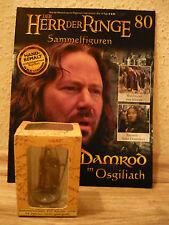 Herr der Ringe-Figur : Damrod in Osgiliath  (Nr. 80) in OVP + Heft  ~de Agostini