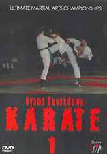 OYAMA KNOCKDOWN KARATE 1 - DVD - REGION 2 UK
