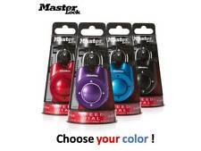 Master Lock 1500id Speed Dial Directional Combination Lock Choose Your Color