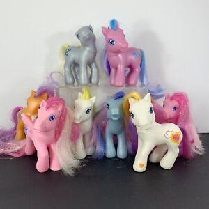 Lot-8-G3-My-Little-Pony-MLP-Sew-amp-So-Hidden-Treasures-Breezie-Moondancer