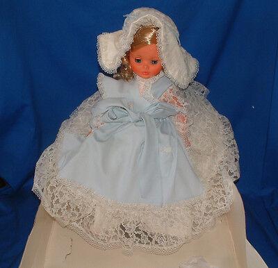 "Furga Vinyl Doll, Beatrice 12"""