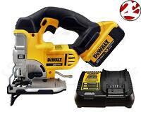 DeWalt Dcs331m1 Cordless Jigsaw Kit 20.0vdc 4 Position 24t868 Tools and Accessories