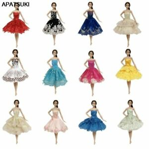 4 PCS Lovely Fashion Clothes//Ballet dress For 11.5in.Doll