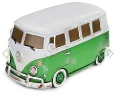 NEW RETRO STYLE RED VW CAMPER VAN LED TABLE BOYS KIDS DESK LAMP [Energy Class A]