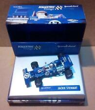 Tyrrell Ford 001 F1 Vintage Exin Triang Scalextric SCX Ninco Cartrix Reprotec