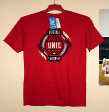 UNIT Riders Power Train T-Shirt Tee M NEU Cross Enduro Rot Red Acerbis Thor Fly