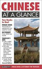 Chinese At a Glance (At a Glance Series) Seligman, Scott D., Chen, I-Chuan Pape