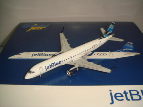 Gemini Jets 400 Jetblu Airways Embraer ERJ-190 ar  Sombrero blu  1 400