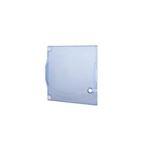 Porte transparente pour coffret Galéo ABB 1 rangée NEUF Marque ABB 799131
