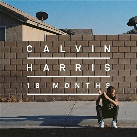 1 of 1 - 18 Months by Calvin Harris (Scotland) (CD, Oct-2012, Columbia (USA))