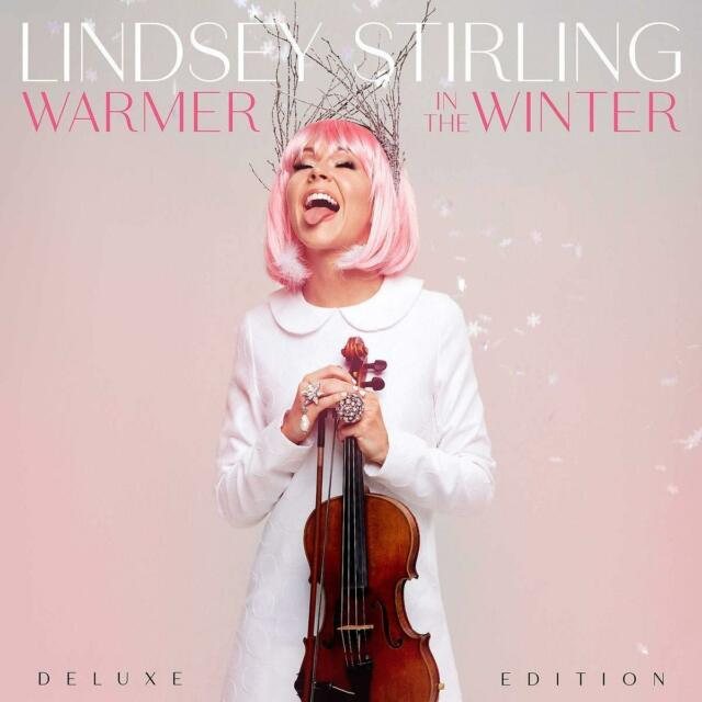 LINDSEY STIRLING - WARMER IN THE WINTER (DELUXE EDITION)   CD NEU