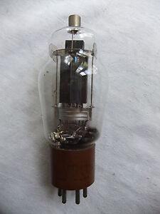 Valve-Tube-a-vide-Raytheon-807-faisceau-tetrode-Vanne-115x50mm-5-Pin-base
