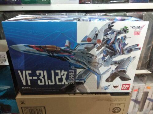 TAMASHII NATION 2017 Ltd VF-31J Kai Siegfried DX Chogokin BANDAI US free ship