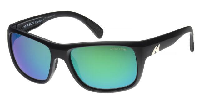 e26b6b2ff4e Mako APEX - ROSE Glass Green Mirror Sunglasses Polarised 9601 + Shirt +  Warranty