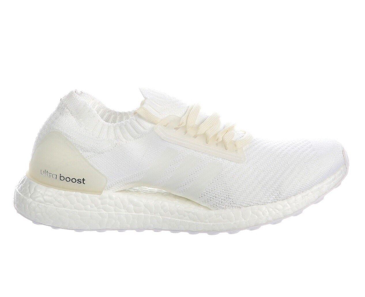Adidas Ultra Boost X Undye Womens BB6159 Nondye Primeknit Running Shoes Size 10