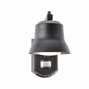 outdoor led motion detector light with dusk to dawn memory and timer. Black Bedroom Furniture Sets. Home Design Ideas