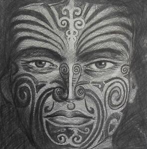 nz-maori-kiwi-new-zealand-warrior-painting-drawing-forest-tattoo-face-canvas