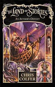 The-Land-of-Stories-An-Author-039-s-Odyssey-Book-5-by-Colfer-Chris-NEW-Book-Pa