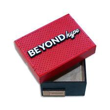 Brand New GOODWOOD Red Mini Sneaker Jewelry Box Rastaclat Pura Vida Bracelet