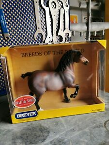 Breyer-Horse-1278-Trait-du-Nord-French-Belgium-NEW-OLD-STOCK-Traditional-Model
