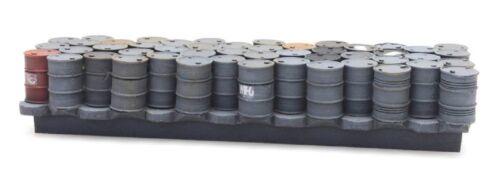 Artitec 487.801.51 carga bidones de petróleo h0 1:87 listo modelo pintado resin enormemente