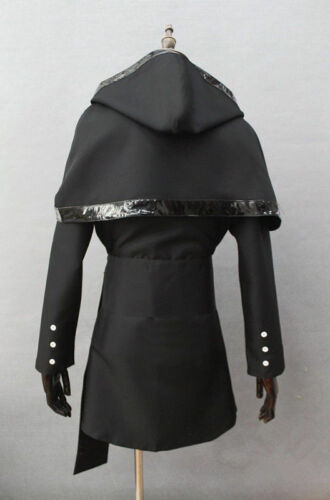 A Nameless Ghoul Cosplay Costume with cape MM.2052 Swedish band Ghost