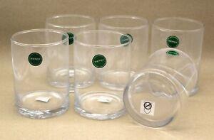 6-Stueck-Depot-Teelicht-Glas-ca-12-cm-hoch-x-9-cm-Durchmesser