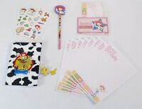 Girl's Diary Fun Set W/matching Stationery & Stickers Jessie From Toy Story 2
