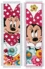 """Vervaco Lesezeichenpackung /"""" Disney Reisende /"""" 2er Set  PN-0169315"""
