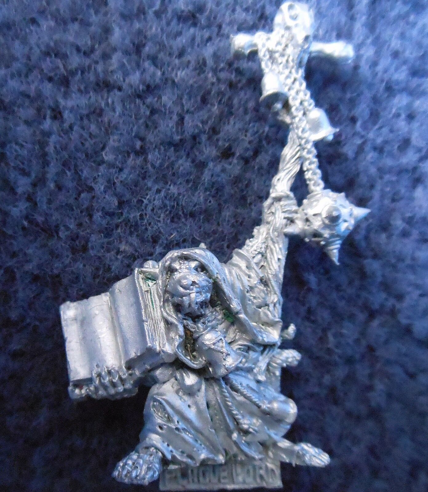 1993 Skaven Lord Skrolk Chaos Ratmen Citadel Command Warhammer Plaguelord Plaguelord Plaguelord Priest 4f2252