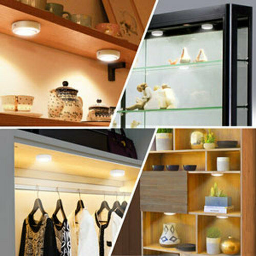 Set Of 6 Under Cabinet Lights Govee Cabinet LED Lights with Remote control