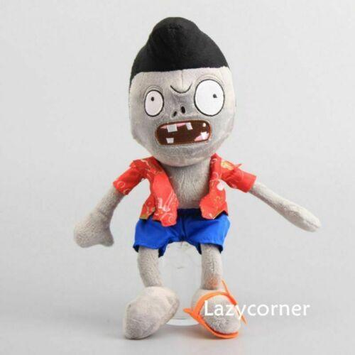 Plants vs Zombies 2 PVZ Figures Plush Baby Staff Toy Soft Stuffed Doll 13cm-35cm
