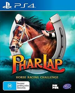Phar-Lap-Horse-Racing-Challenge-Sony-PS4-Playstation-4-Horse-Sports-Betting-Game