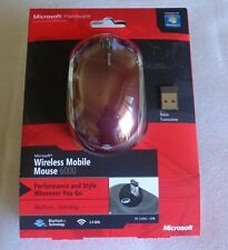 Microsoft Wireless Mobile Mouse 6000( MHC-00019) in Brand New Retail Box