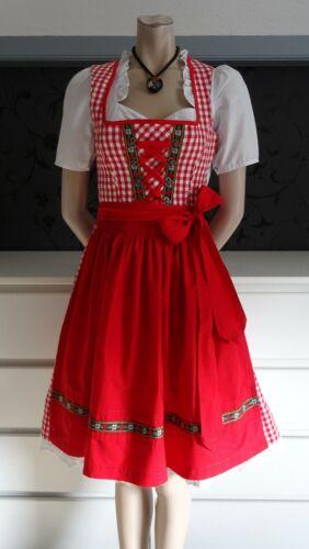 Dirndl Authentic German Austrian Dress Blouse Apro