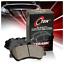 Centric Front Ceramic Brake Pads 1 Set For 2012 Nissan Tiida