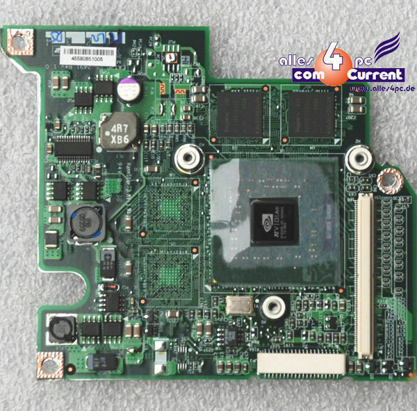 VGA graphics card toshiba satellite a80 a80