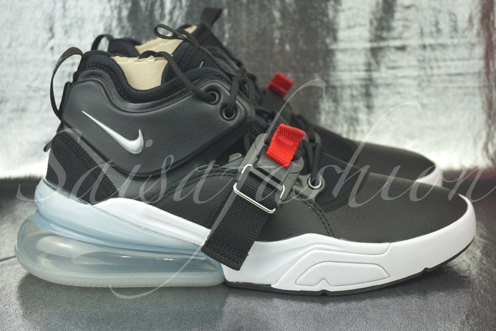 00ccc341d7d Nike Air Force 270 Men s Athletic Fashion SNEAKERS Ah6772 001 8 for ...