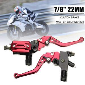 7-8-039-039-CNC-Motorcycle-Front-Brake-Clutch-Master-Cylinder-Lever-Reservoir-Set
