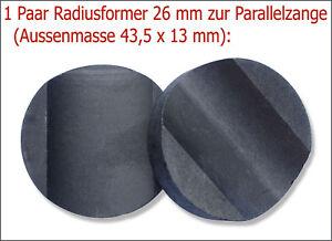 NEU-1-Paar-Radiusformer-26mm-zur-034-Phillips-Masher-034-Parallelzange