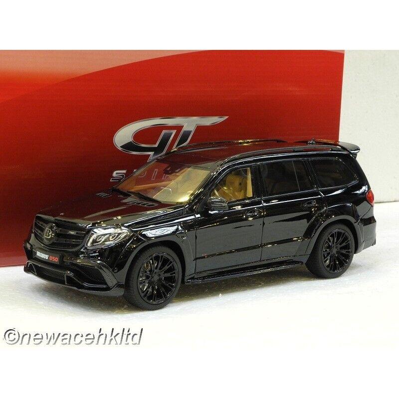 BRABUS 850XL Noir GT SPIRIT 1 18  GT186