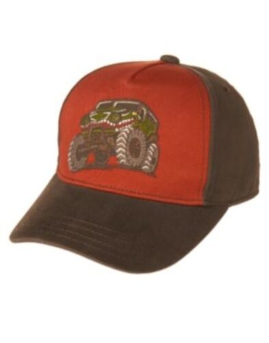 GYMBOREE OUTBACK ADVENTURE BROWN w// JEEP.BASEBALL CAP HAT 3 4 5 7 8 9 10 NWT-OT