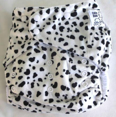 Toddler Modern Cloth Nappy Cutie Bum Large Size  Bedwetters /& Special Needs kids